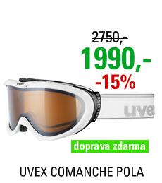 UVEX COMANCHE POLA, white/pola S5510961121