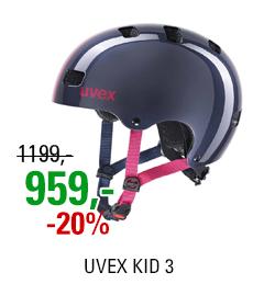 UVEX KID 3, RACE MIDNIGHT 2021