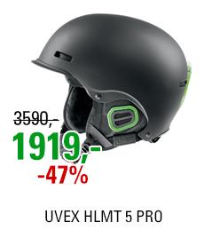 UVEX HLMT 5 PRO black-green mat S566146270