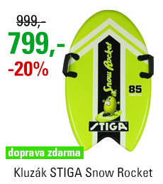 Kluzák STIGA Snow Rocket 85 Green