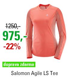 Salomon Agile LS Tee 397521