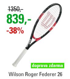 Wilson Roger Federer 26 2017